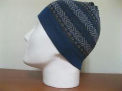 BABY ALPACA HAT W/DESIGN -5PACK